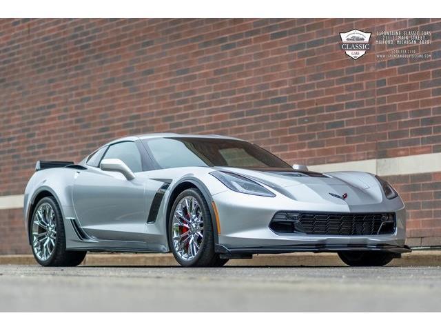 2016 Chevrolet Corvette (CC-1473716) for sale in Milford, Michigan