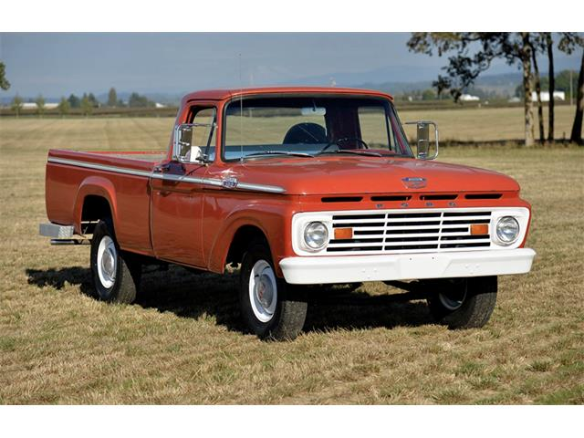 1963 Ford F100 (CC-1470372) for sale in Scottsdale, Arizona