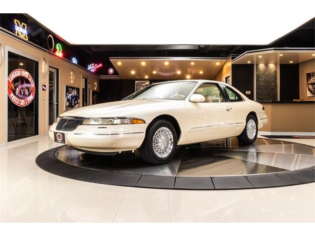 1995 Lincoln Mark V (CC-1473724) for sale in Plymouth, Michigan