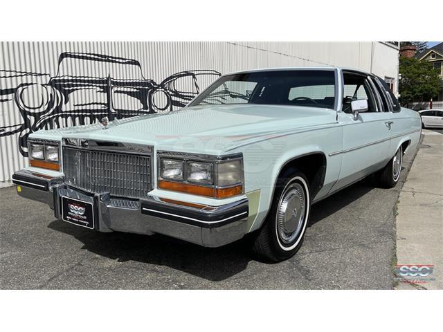 1980 Cadillac DeVille (CC-1473726) for sale in Fairfield, California