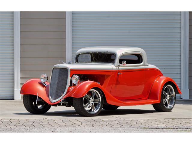 1934 Ford 3-Window Coupe (CC-1470373) for sale in Eustis, Florida