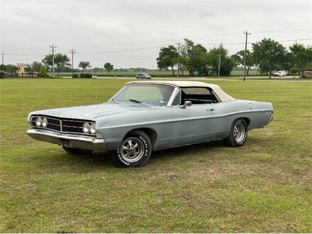 1968 Ford Galaxie (CC-1473761) for sale in Cadillac, Michigan