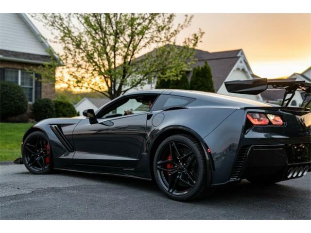 2019 Chevrolet Corvette (CC-1473763) for sale in Cadillac, Michigan