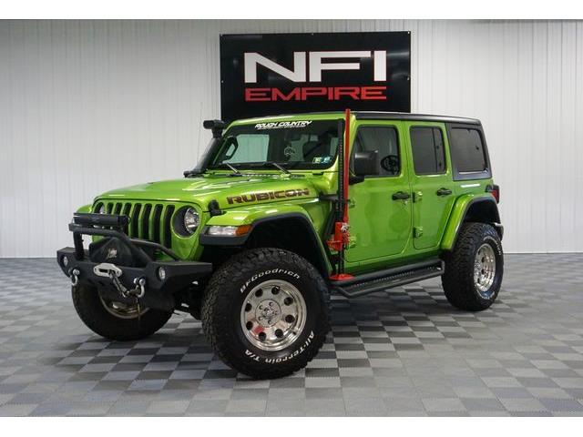2018 Jeep Wrangler (CC-1473765) for sale in North East, Pennsylvania