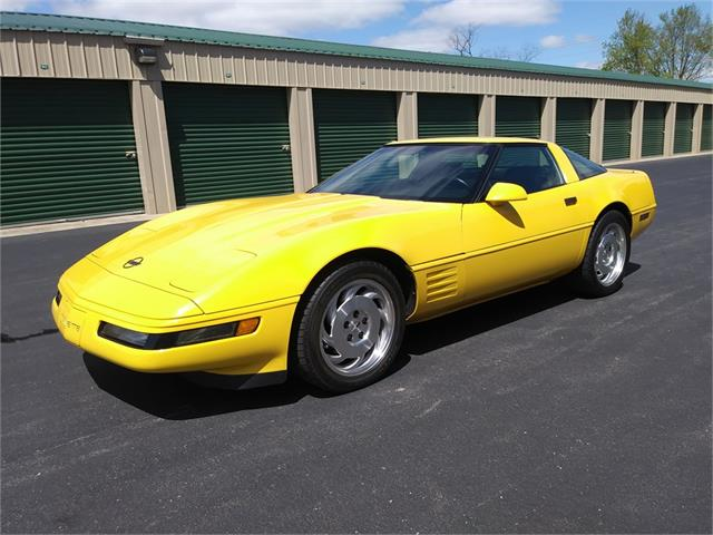 1992 Chevrolet Corvette C4 (CC-1473769) for sale in Goshen, Indiana