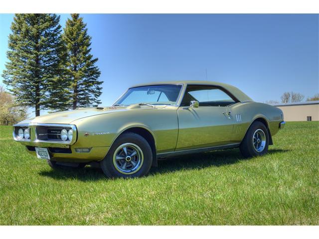 1968 Pontiac Firebird (CC-1470377) for sale in Watertown , Minnesota