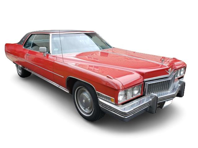 1973 Cadillac Coupe DeVille (CC-1473781) for sale in Lake Hiawatha, New Jersey