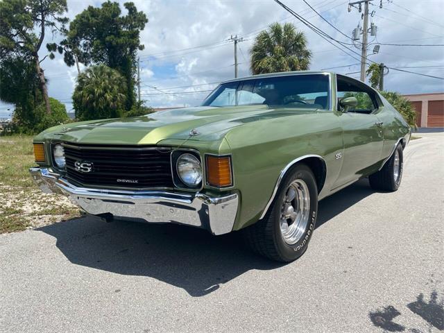 1972 Chevrolet Chevelle (CC-1473796) for sale in Pompano Beach, Florida