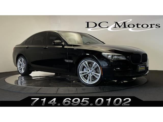2012 BMW 7 Series (CC-1473797) for sale in Anaheim, California