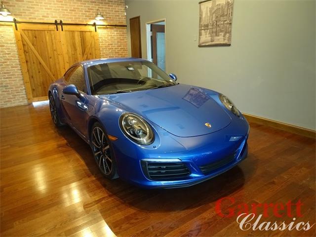 2017 Porsche 911 Carrera S (CC-1470381) for sale in Lewisville, TEXAS (TX)