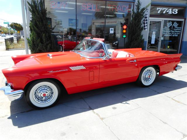 1957 Ford Thunderbird (CC-1470382) for sale in Gilroy, California