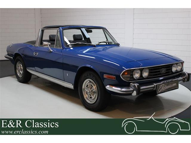 1975 Triumph Stag (CC-1473850) for sale in Waalwijk, [nl] Pays-Bas