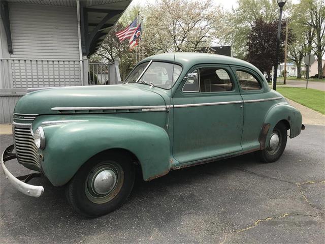 1941 Chevrolet Deluxe (CC-1470386) for sale in Utica, Ohio