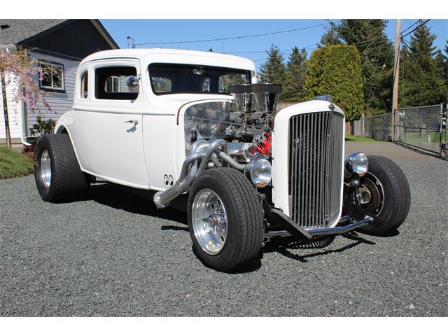 1932 Essex Coupe (CC-1473864) for sale in Port Alberni, B.C. Canada