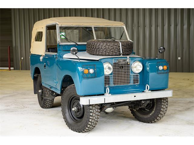 1969 Land Rover Series IIA (CC-1473867) for sale in Marietta, Georgia