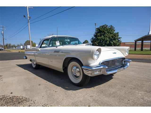 1957 Ford Thunderbird (CC-1470039) for sale in Jackson, Mississippi