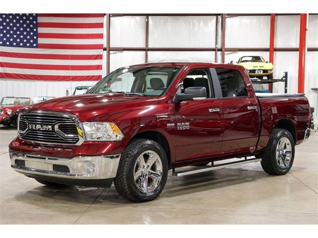 2018 Dodge Ram 1500 (CC-1473905) for sale in Kentwood, Michigan
