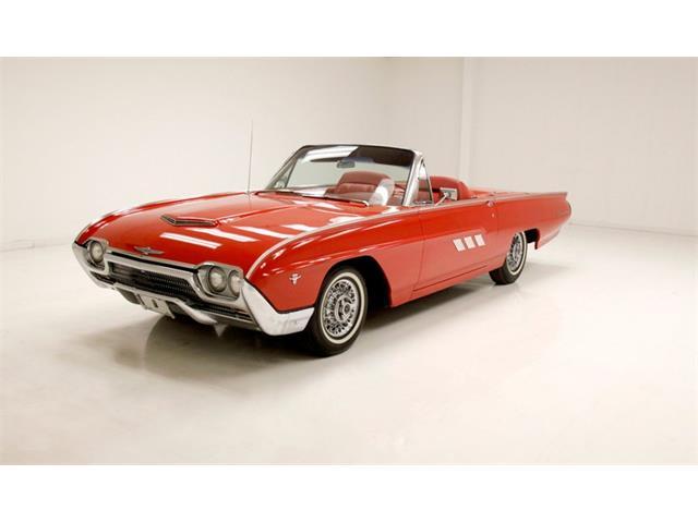 1963 Ford Thunderbird (CC-1473916) for sale in Morgantown, Pennsylvania