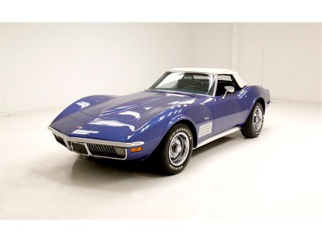 1971 Chevrolet Corvette (CC-1473919) for sale in Morgantown, Pennsylvania