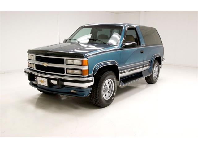 1994 Chevrolet Blazer (CC-1473920) for sale in Morgantown, Pennsylvania