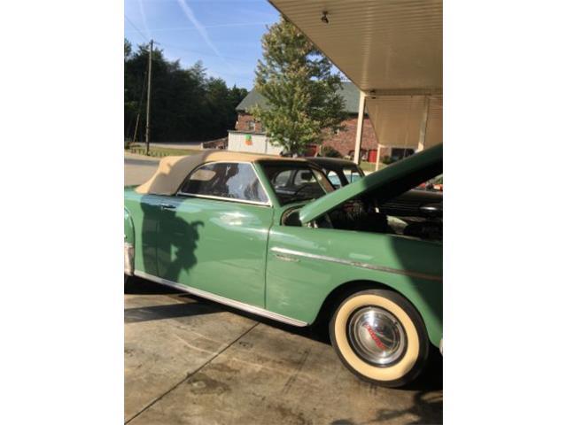 1949 Dodge Wayfarer (CC-1473944) for sale in Cadillac, Michigan