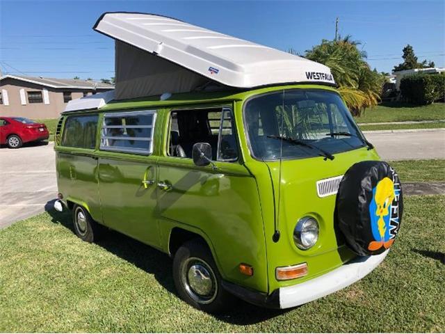 1972 Volkswagen Westfalia Camper (CC-1473968) for sale in Cadillac, Michigan
