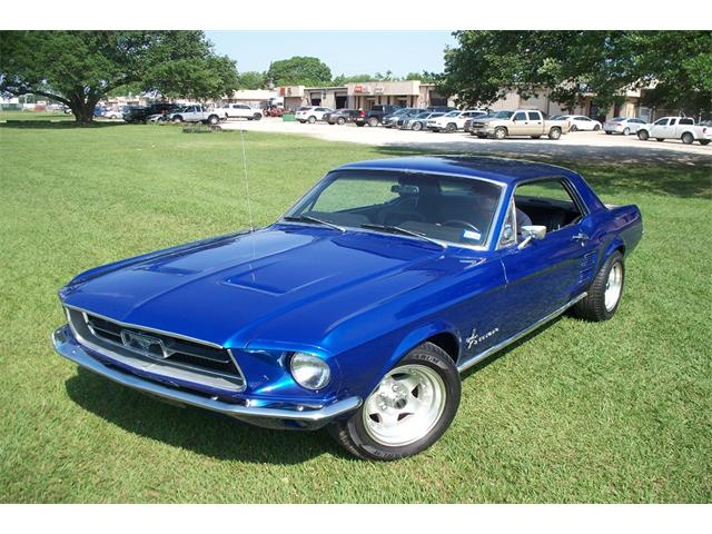 1967 Ford Mustang (CC-1470397) for sale in CYPRESS, Texas