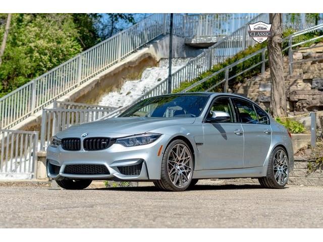 2018 BMW M3 (CC-1473983) for sale in Milford, Michigan