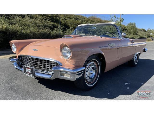 1957 Ford Thunderbird (CC-1473992) for sale in Fairfield, California