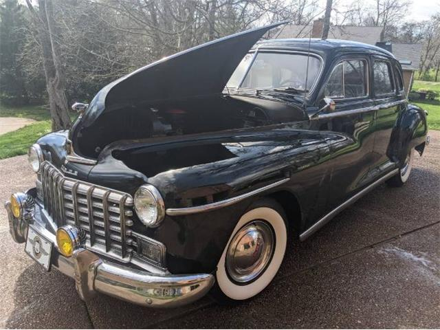 1948 Dodge Custom (CC-1473999) for sale in Cadillac, Michigan