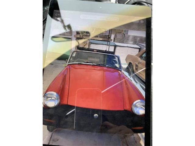 1977 MG MGB (CC-1474002) for sale in Cadillac, Michigan