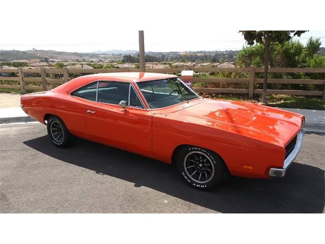 1969 Dodge Charger (CC-1474010) for sale in Cadillac, Michigan