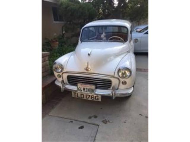 1964 Morris Minor (CC-1474018) for sale in Cadillac, Michigan