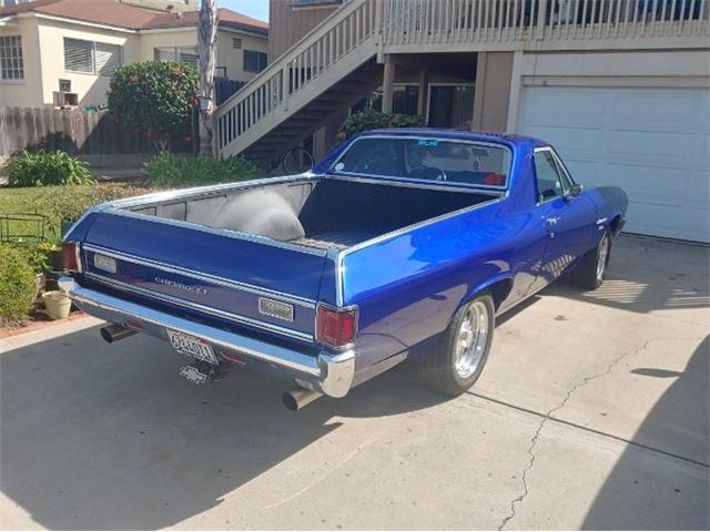 1971 Chevrolet El Camino (CC-1474019) for sale in Cadillac, Michigan