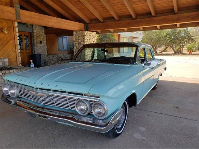 1961 Chevrolet Biscayne (CC-1474020) for sale in Cadillac, Michigan
