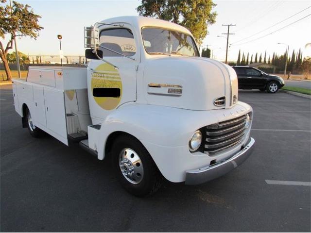 1948 Ford COE (CC-1474021) for sale in Cadillac, Michigan