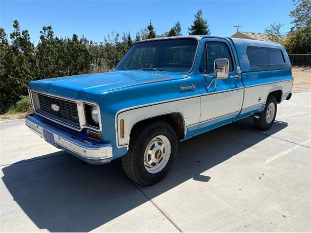 1974 Chevrolet 3/4-Ton Pickup (CC-1474027) for sale in Cadillac, Michigan