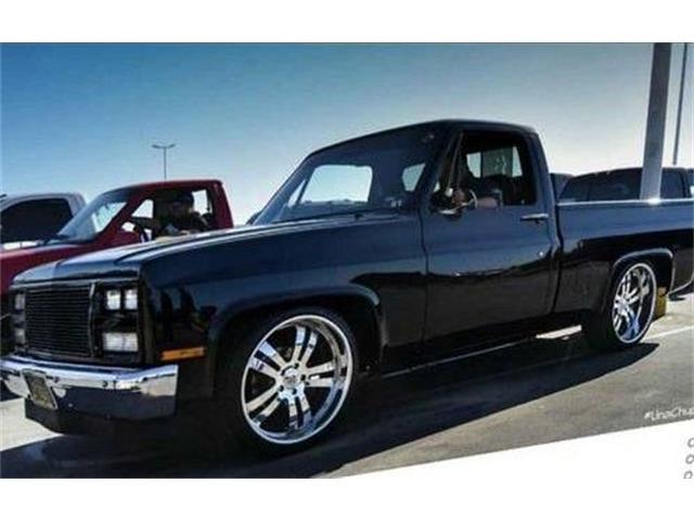 1981 GMC C/K 10 (CC-1474029) for sale in Cadillac, Michigan
