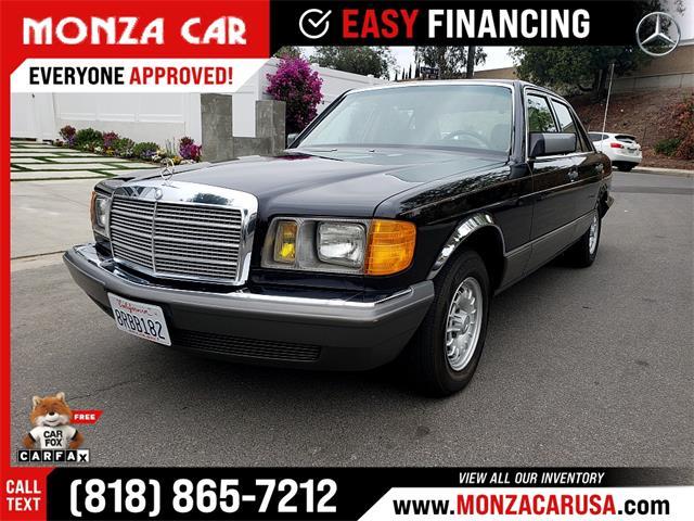 1985 Mercedes-Benz 300SD (CC-1470403) for sale in Sherman Oaks, California