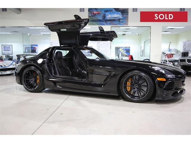 2014 Mercedes-Benz SLS AMG (CC-1474040) for sale in Chatsworth, California