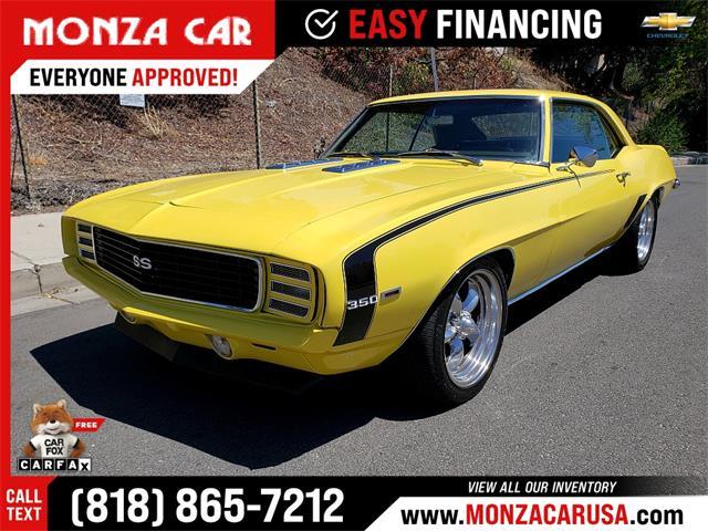 1969 Chevrolet SS (CC-1470407) for sale in Sherman Oaks, California