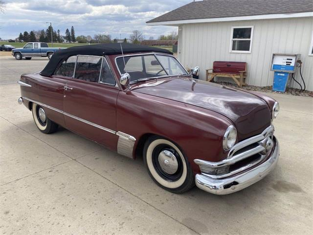1950 Ford Convertible (CC-1474077) for sale in Brookings, South Dakota