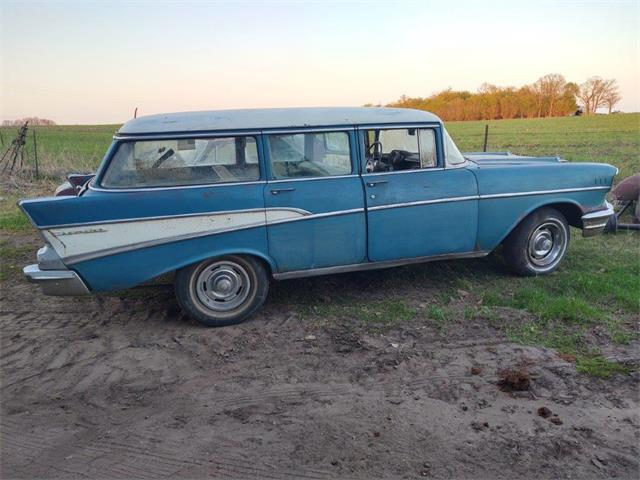 1957 Chevrolet Station Wagon (CC-1474095) for sale in Parkers Prairie, Minnesota
