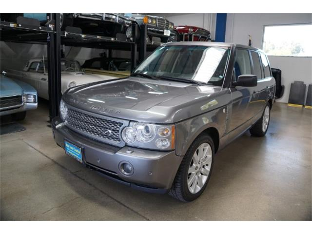 2008 Land Rover Range Rover (CC-1474103) for sale in Torrance, California