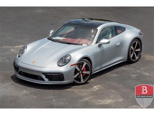 2021 Porsche 911 (CC-1474123) for sale in Miami, Florida