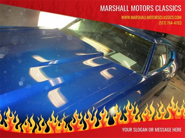 1972 Chevrolet Chevelle (CC-1474136) for sale in Jackson, Michigan