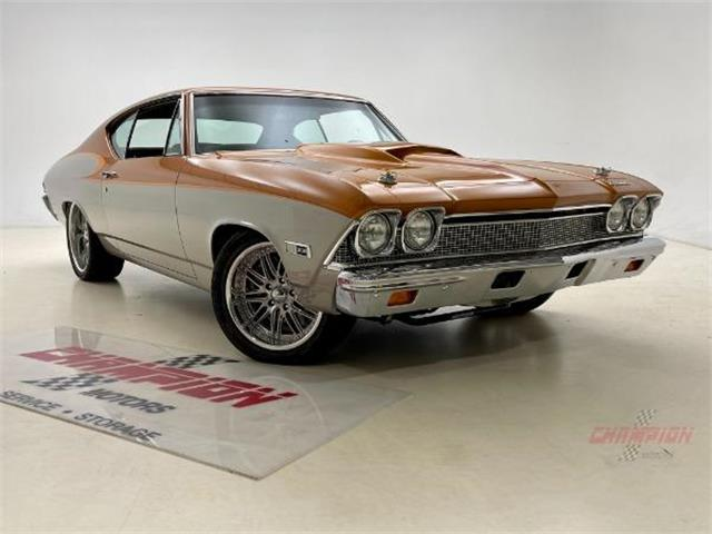 1968 Chevrolet Chevelle SS (CC-1474171) for sale in Syosset, New York