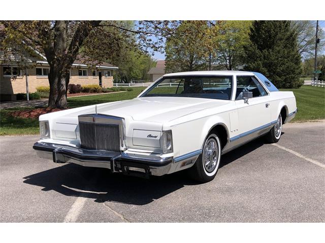 1979 Lincoln Mark V (CC-1474186) for sale in Maple Lake, Minnesota
