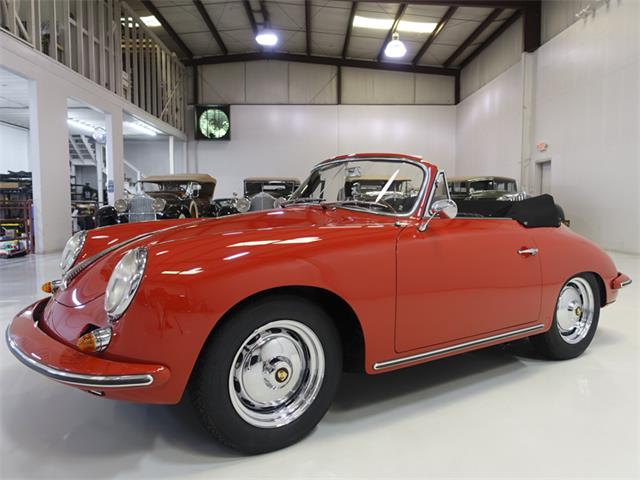 1963 Porsche 356B (CC-1474217) for sale in Saint Ann, Missouri