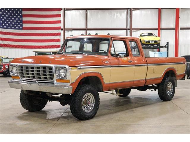 1978 Ford F150 (CC-1470422) for sale in Kentwood, Michigan